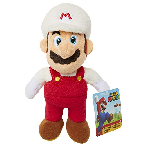 Nintendo World of Super Mario Bros U. - Felpa Fire Mario