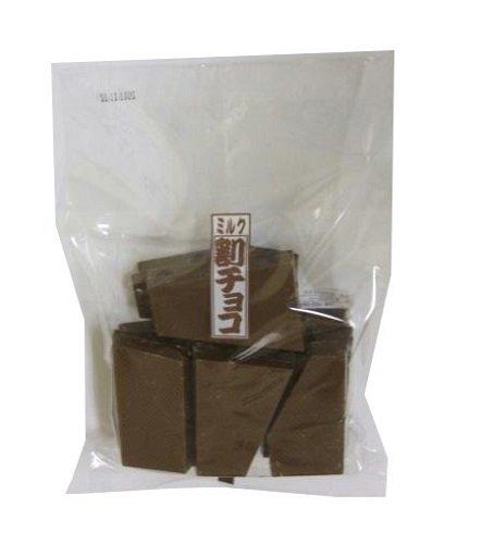 寺沢製菓 割チョコ ミルク 500g [1015]