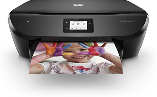 HP Envy Photo 6230 All-in-One Wi-Fi Photo Printer with 4 Months of Instant Ink Included, Black