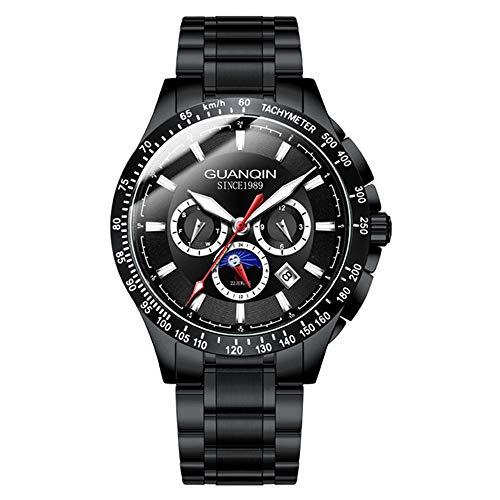 Relojes de Hombre Mecánica Moda Deportiva Impermeable Automático Relojes Masculinos Semana Fecha Reloj de Negocios Reloj Hombre