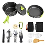 Ballery Camping Cookware Kit, 15...
