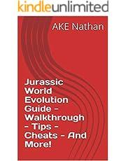 Jurassic World Evolution Guide - Walkthrough - Tips - Cheats - And More!