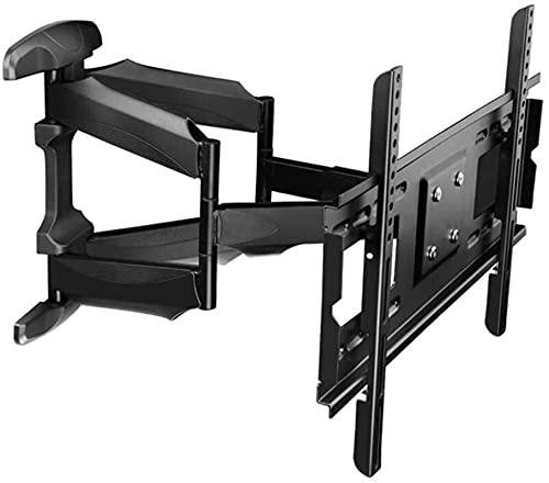 Lzpzz Soporte de TV montado en Pared articulado Extienda y Rotate MAX VESA 600x400mm para Soporte de Pantalla de televisión de 32-75 en 50 kg