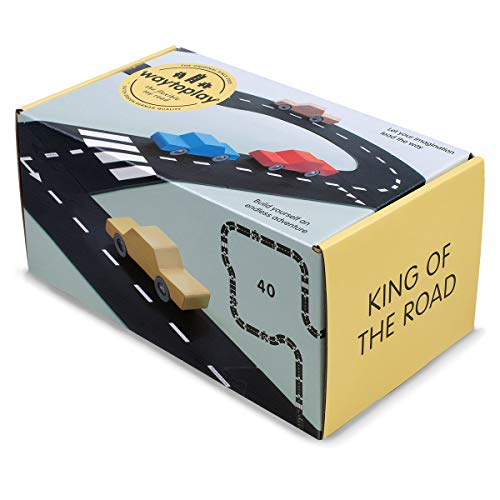 waytoplay 40KR King of The Flexible Toy Road, Yellow