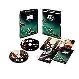 ジョーカー 4K ULTRA HD&ブルーレイセット (初回仕様/2枚組/ポストカード付) [Blu-ray]