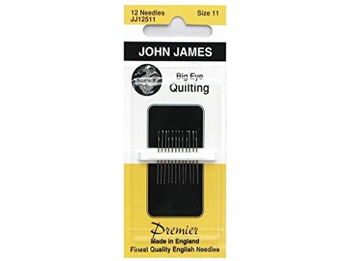 james quilting needles - 1