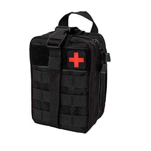 Bolsa de primeros auxilios táctica Fuwok YLB01