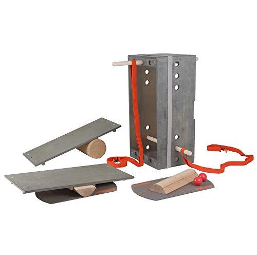 pedalo® Fitbox - Fitness-Set Krafttraining Balancetraining Ganzkörpertraining