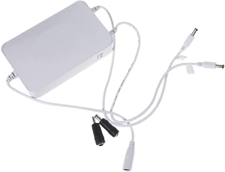 Milue Router Emergency Power Bank Security Standby Power Supply 9V/1A 10000/15000mAh Dual Output UPS Battery Backup