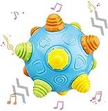 Baby Ball Springen Aktivierungsball Für Hunde Raise Toy Sensory Music Shake Tanzbälle Sensory Balls Für Kleinkinder Baby Kids Newborn