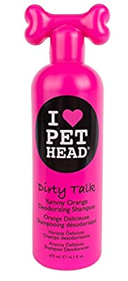 Pet Head Dirty Talk Deodorising Shampoo
