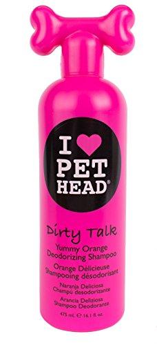 Pet Head Dirty Talk Deodorizing Shampoo, Multicolor/Ninguno