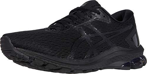ASICS Men's GT-1000 9 Running Shoes, 11.5, Black/Black