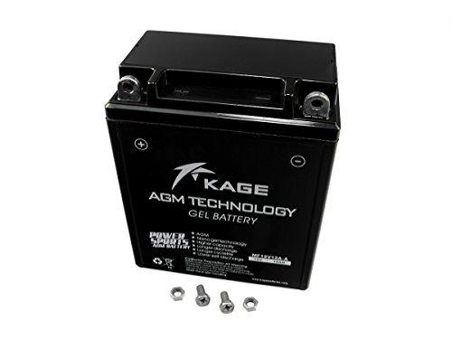 Batterie GEL KAGE Typ YB12A-A CB12A-A YB12A-B CB12A-B 51211