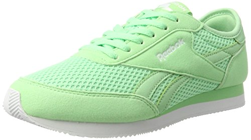 Reebok Damen Royal Classic Sneaker, Türkis (Mint Green/White), 38.5 EU
