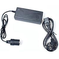 1 Set 60w 220v Ac Dc Para cigarrillo 12v 5a encendedor del coche del convertidor de energa del adaptador del inversor