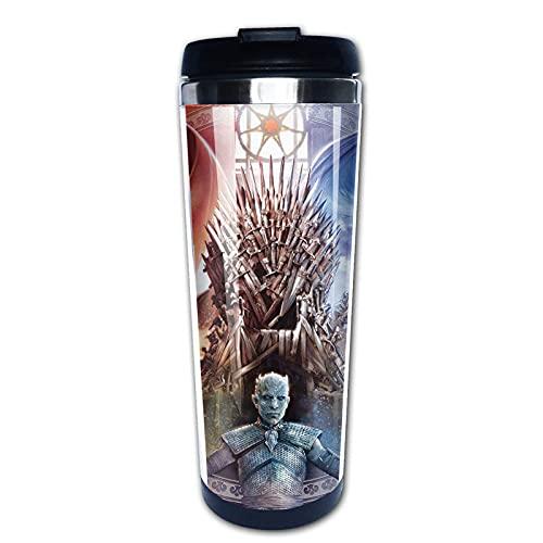 Taza de café de viaje de Game of Thrones con aislamiento al vacío