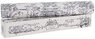 Scentennials Vintage Toile Gray (6 Sheets) Scented Drawer Liners