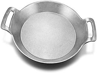 Wilton Armetale 201471 Gourmet Grillware cocina y servir, grande, plata, aluminio, paellera