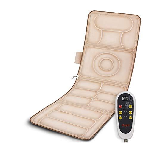 XXCC Huishoudelijke Massage Kussens Lichaam Massage Deken Elektrische Massage Kussen Cervicale Massager Multi-Functie Body Back Massage Kussens Elektrische Kneden