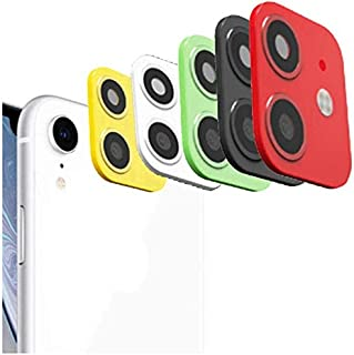 Fake Camera Applicable for iPhone XR Xs MAX X Seconds Change to for iPhone 11PRO MAX Camera Lens Cover Sticker High Defini...
