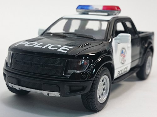 KINSMART - Police Cars (2013 Ford F-150)
