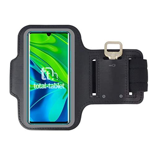 Braçadeira Armband para Xiaomi Mi Note 10 ou Mi Note 10 Lite