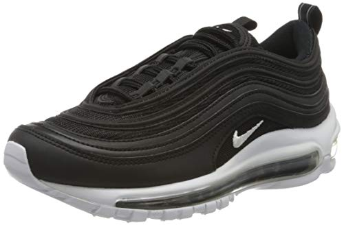 Nike Air Max 97, Scarpe Running Uomo, Nero (Black/White 001), 42 EU