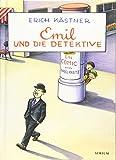 Emil und die Detektive: Ein Comic von Isabel Kreitz - Erich Kästner