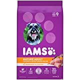 IAMS PROACTIVE HEALTH Mature Adult Dry Dog Food for Senior Dogs with Real Chicken, 15 lb. Bag