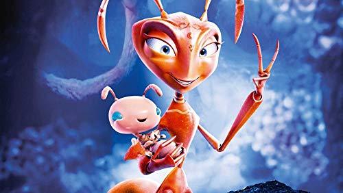 Película The Ant Bully (4) Puzzle 1000 Piezas Para Adultos Rompecabezas, Intelectual De Descompresión, Juguete Educativo, Divertido Juego Familiar, 75 * 50 Cm