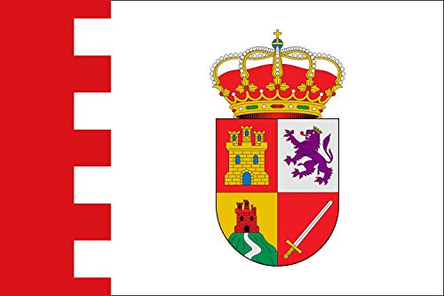 magFlags Bandera Large Campillo de Arenas, Jaén, España | Bandera Paisaje | 1.35m² | 90x150cm