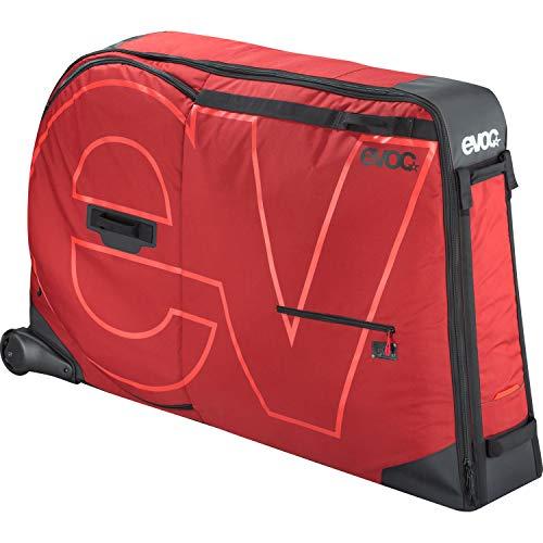 evoc Bike Travel Bag Bolsa de Transporte para Bicicleta, Unisex Adulto, Rojo Pimiento, Talla única