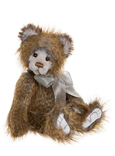 CHARLIE BEAR Offiziell 2020 Teddybär Plumo Paw-Fection Sammlung Limitierte Auflage Von 3000 Weltweit - Nick