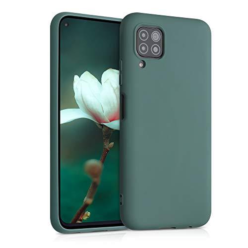 kwmobile Hülle kompatibel mit Huawei P40 Lite - Handyhülle - Handy Hülle in Blaugrün