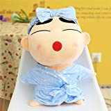 Lifelike Stuffed Interactive Pet Toycrayon Shin-Chan Plush Toys Cute Funny Ragdoll Pillow Cute Shin-Chan Gift 35cm /13.8in Style5