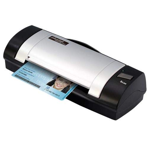 Plustek D620 Card Id Scanner Usb