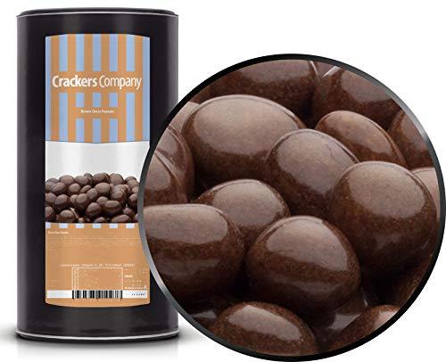 1 x 950g Erdnüsse in Vollmilchschokolade BRAUN vegetarisch