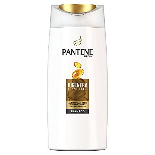 Pantene Rigenera & Protegge Shampoo per Capelli Deboli o Danneggiati - 675 ml