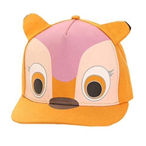 Galeja Kinder Basecap Reh-Bambi Snapback Onesize 55/57 Jungenmütze Mädchenmütze...