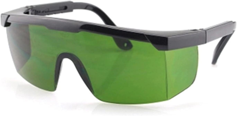 KESHIKUI New Mei CNC Gafas láser Gafas de Seguridad Púrpura Azul 190nm-1200nm Láser de Soldadura IPL Eyewear Ojo de Gafas Protectoras DIY CNC Partes láser