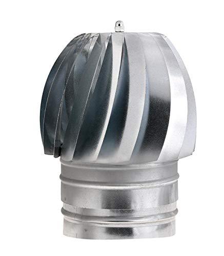 WOLFPACK 22011132 Sombrero Extractor Galvanizado Para Estufa