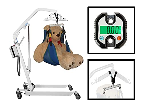 Patient Lift (Hoyer Lift) Weight Scale Kit