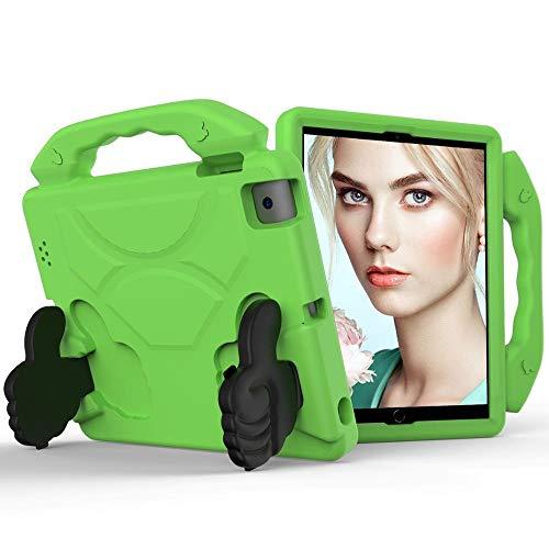 HHF Pad Accesorios para iPad 4 3 2, Soporte de handgrip Stand Cover a Prueba de Golpes para niños Caja de cáscara Seguros para iPad 4 3 2 A1416 A1458 A1459