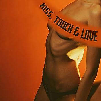 Kiss, Touch & Love - Sweet Valentine Jazz Music 2021