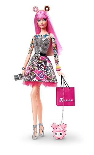 Barbie - Tokidoki 1 (Mattel CMV57