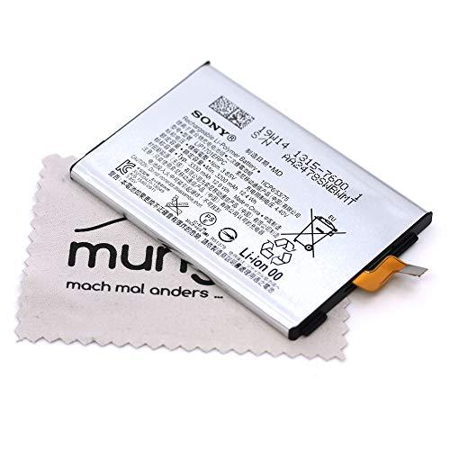 Akku für Sony Original LIP1701ERPC für Xperia 1 mit mungoo Displayputztuch