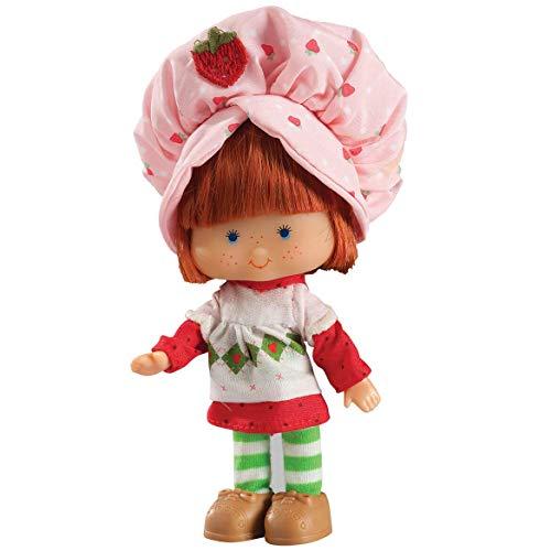 "Schylling 6"" Retro Stawberry Shortcake Doll"