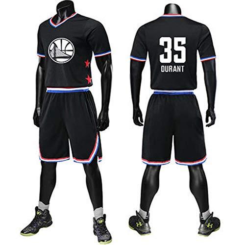 Camiseta De La NBA 2019 All-Star Fan Jersey Traje De Baloncesto James Harden Curry Irving Sports Manga Corta