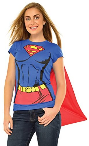 Female superman costume